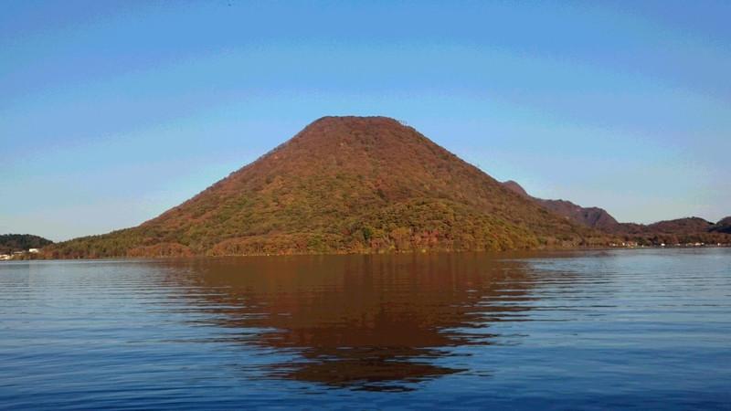 10月26日榛名湖紅葉